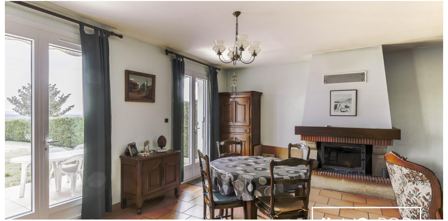 Maison sur sous sol Type 4 de 92 m²  à Pérouges