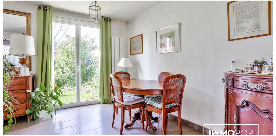 Maison Type 4 de 74 m² + jardin à Pessac