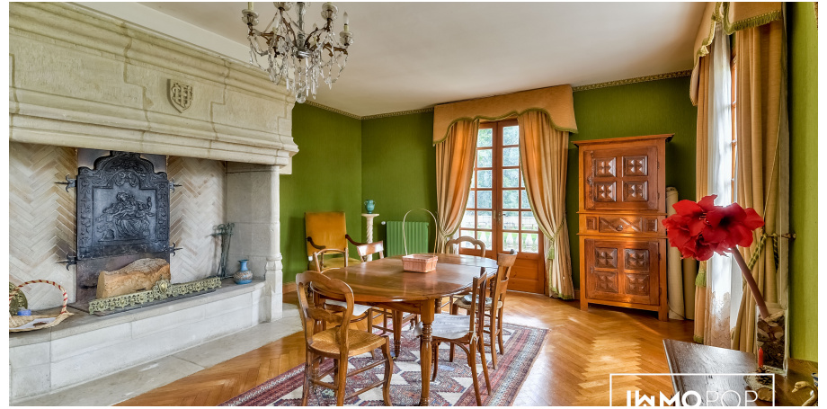 Maison Type 9 de 220 m² + garage à Caussade