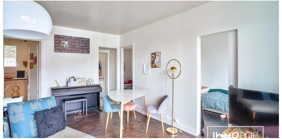 Appartement Type 3 de 56 m² à Sèvres