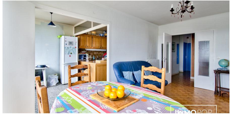 Appartement Type 4 de 82 m² à Montreuil