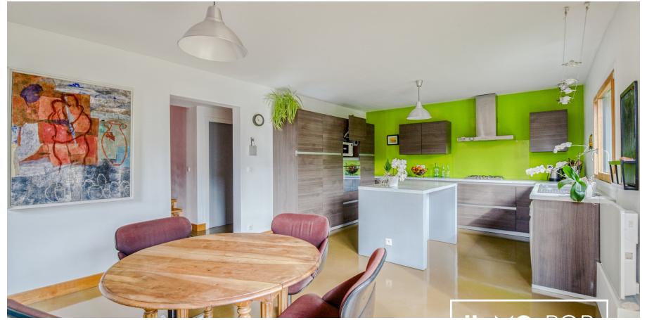 Maison contemporaine de 197 m² à Etampes