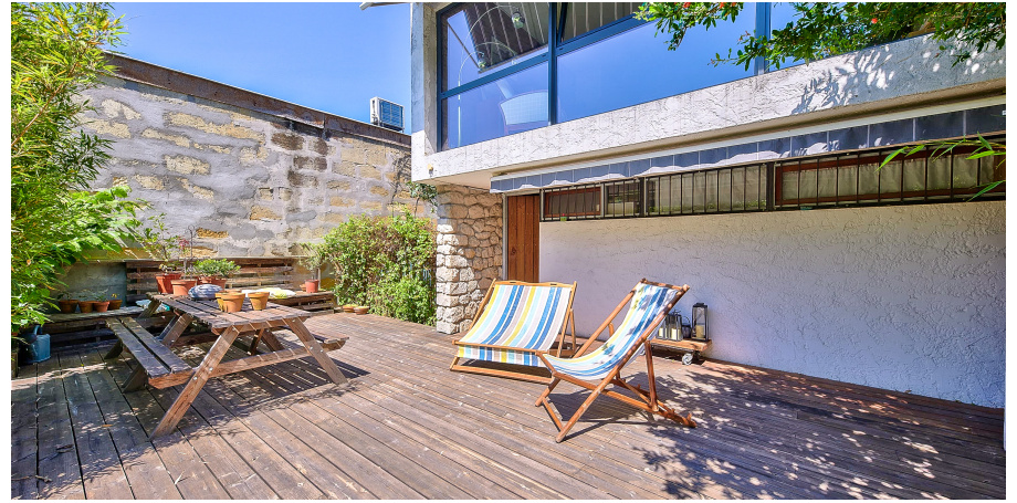 Maison d'architecte type 7 de 152 m² à Pessac
