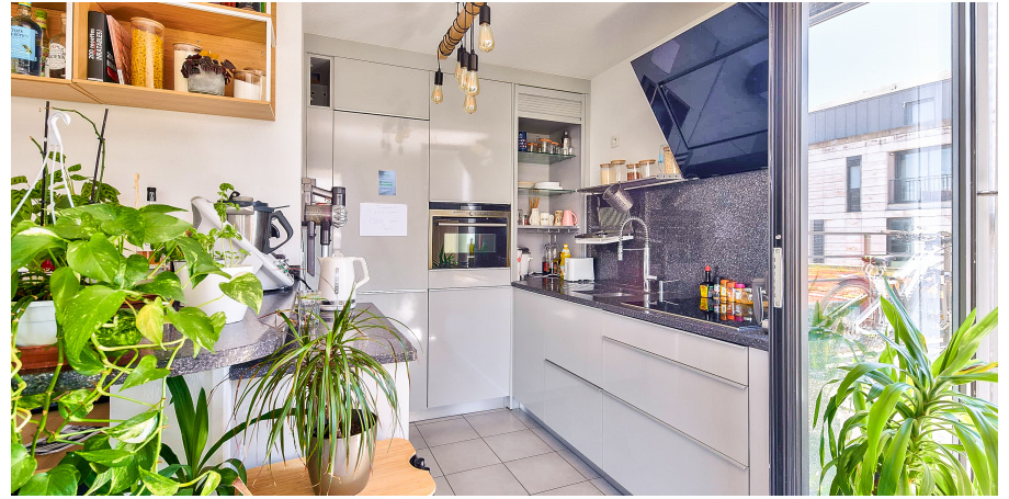 Appartement Type 3 de 78 m² + 2 terrasses au centre de Mérignac