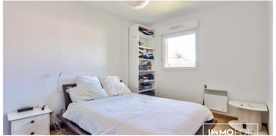 Appartement Type 4 de 81 m² + Terrasse  + 2  Parking au HAILLAN