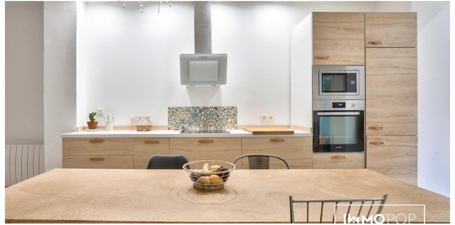 Appartement en sous-plex Type 3 de 53 m² à Bordeaux