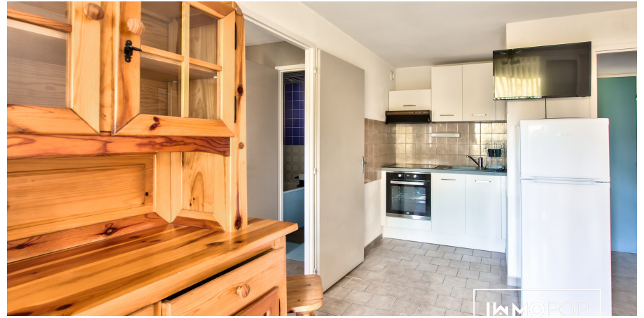 Appartement meublé Type 2 de 26 m² - La Seyne-sur-Mer