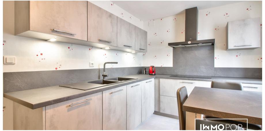 Appartement Type 5 de 93 m² + box à Talant