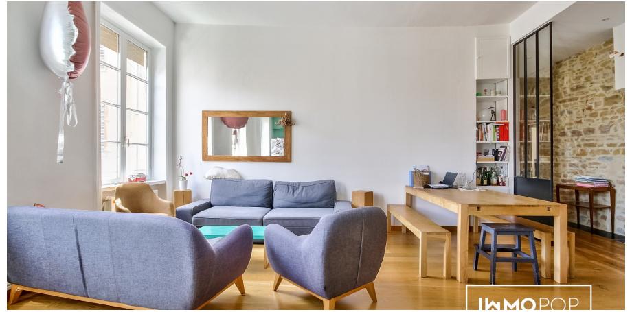 Appartement Type 4 de 116 m² à Lyon