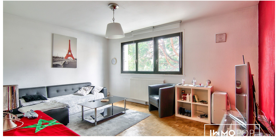 Appartement Type 2 47 m² + parking à Toulouse