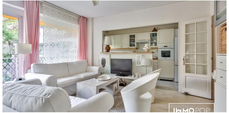 Appartement Type 3 de 71 m² + garage + cave à Paris  15ème