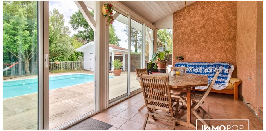 Maison Type 5 de 168 m² + piscine à Aire-sur-Adour