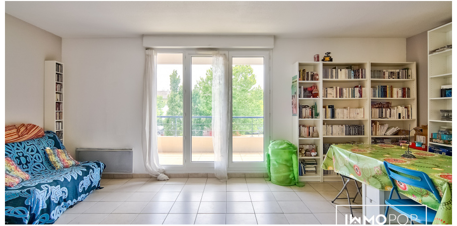 Appartement Type 3 de 66 m² à Tournefeuille