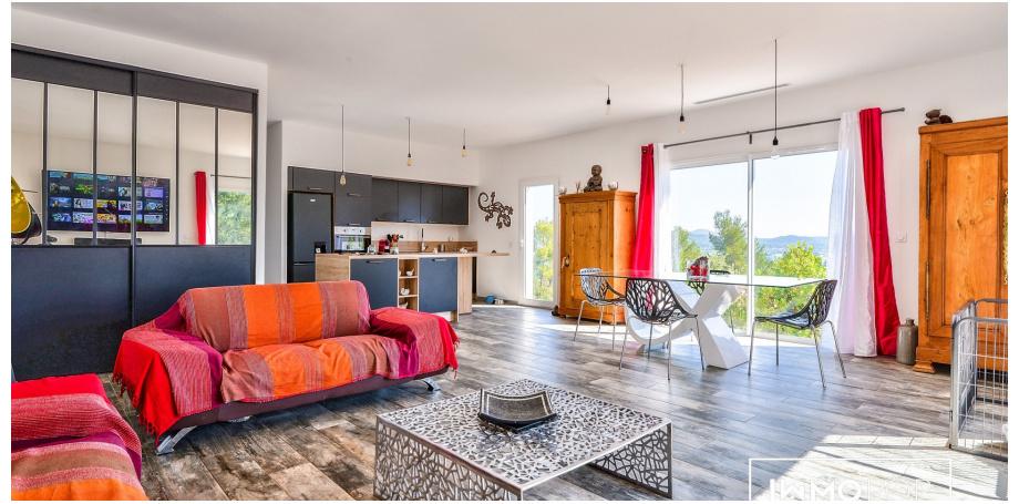Maison plain pied Type 4/5 de 103 m² - La Celle