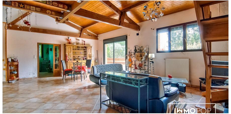 Maison Type 5 de 176 m² + garage à Pibrac