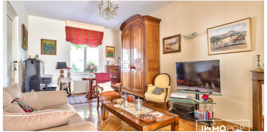 Maison Type 5 de 120 m² + garage à Bordeaux Caudéran