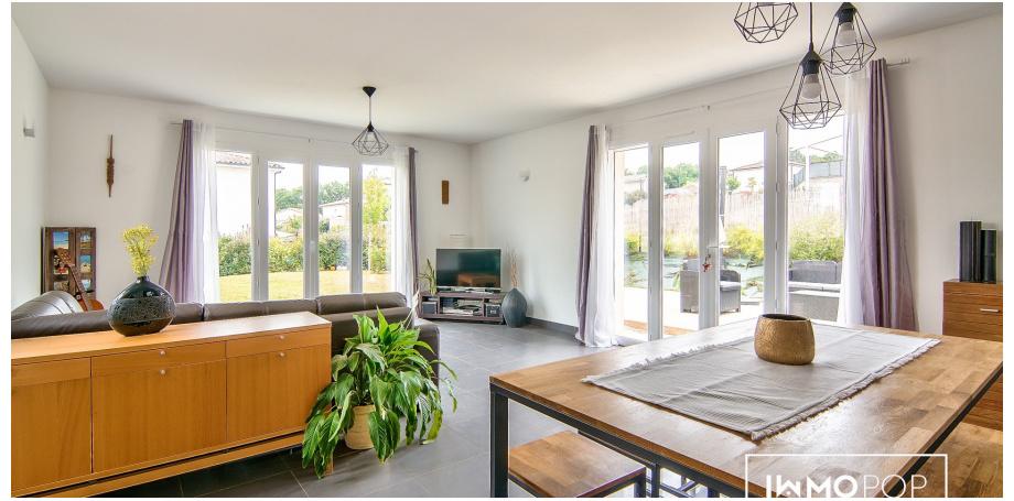 Maison Type 5 de 117 m² + garage à Auzielle