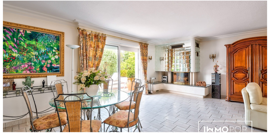Maison Type 7 de 171 m² + piscine + garage à Bassens