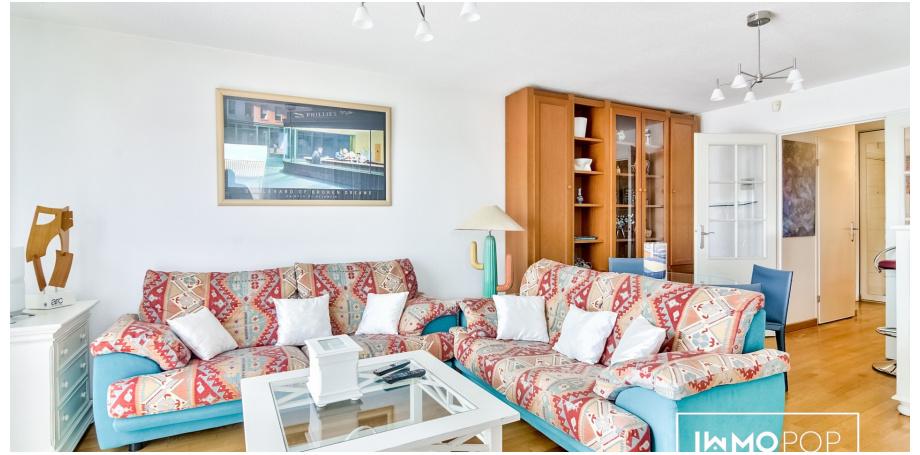 Appartement Type 4 de 80 m² + box + parking à St-Martin-du-Touch