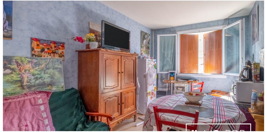 Maison de village à L'Isle sur Tarn T4 vendu louée