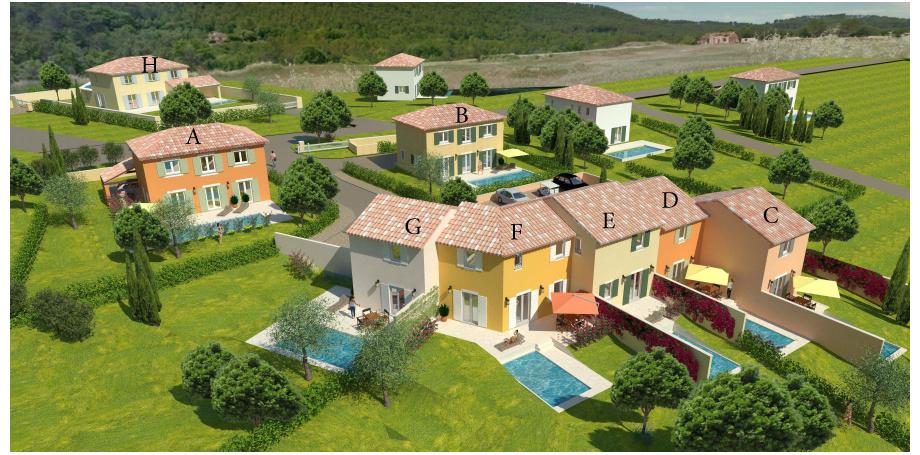 Maison C 63m2 à Salernes