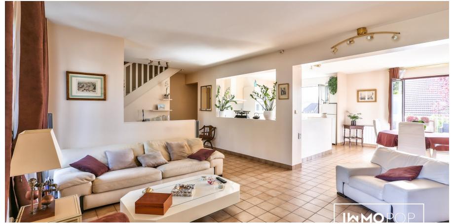 Maison Type 5 de 130 m² + garage à Gagny
