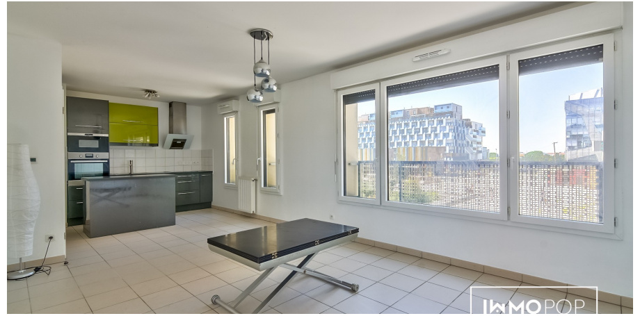 Appartement Type 3 de 65 m² + parking à Toulouse