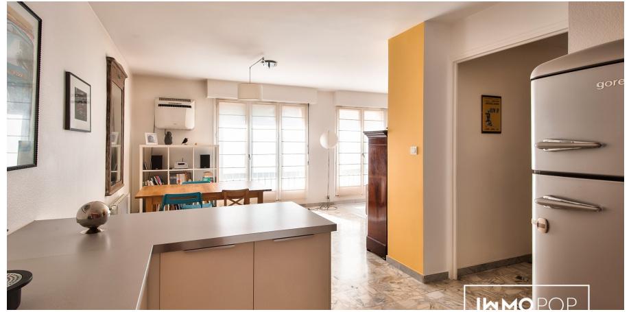Appartement Type 4 de 109 m² au centre d'Avignon