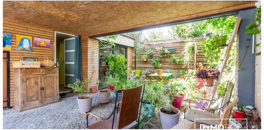 Maison atypique Type 5 de 161 m² à Lormont