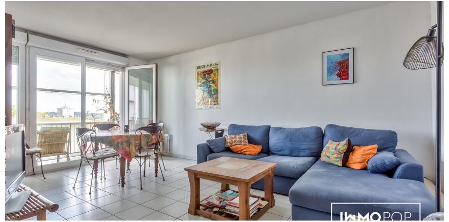 Appartement Type 3 de 61 m² à Bordeaux