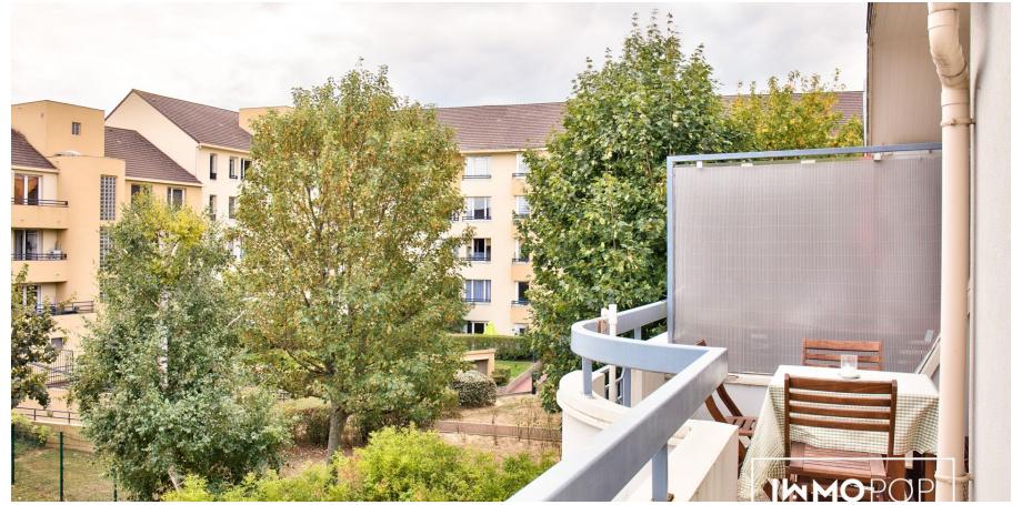 Appartement Type 3 de 67 m² + box en sous-sol à Villiers/Marne