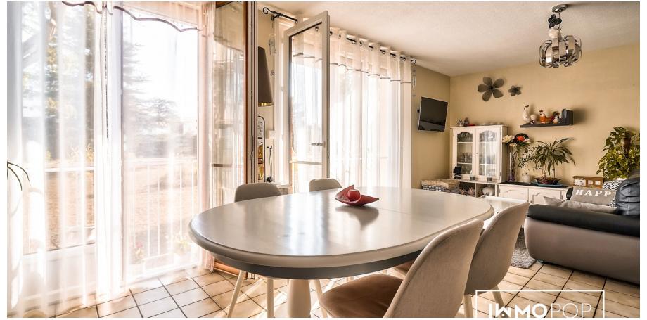 Appartement Type 3 de 65 m² + cave à Talence