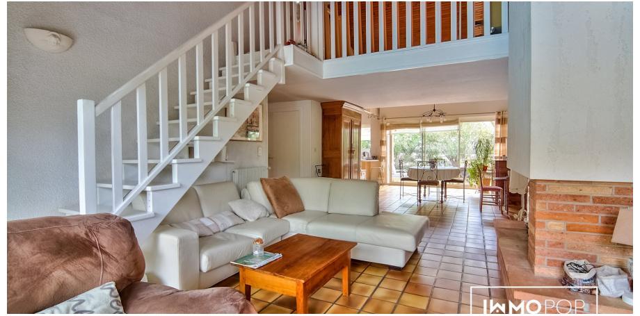 Maison Type 6/7 de 167 m² + piscine + garage à Saint-Lys