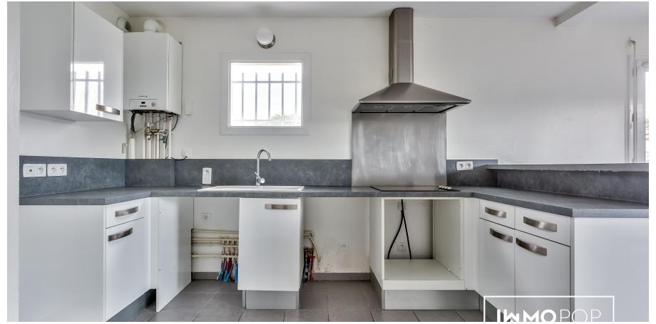 Maison en copropriété Type 4 de 83 m² + garage + parking à Villenave d'Ornon