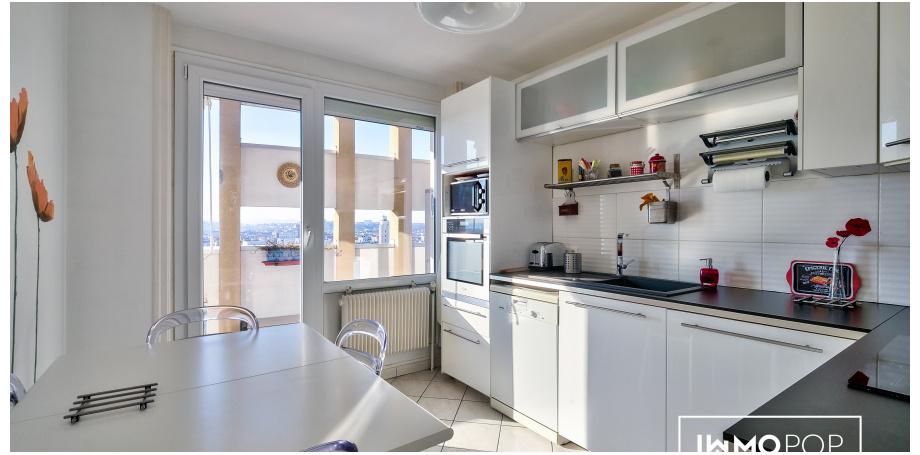 Appartement Type 5 de 121 m²